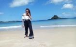 Nacpan Beach in El Nido