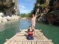Rafting in Minalungao
