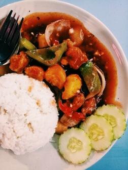 First Malaysian Dish