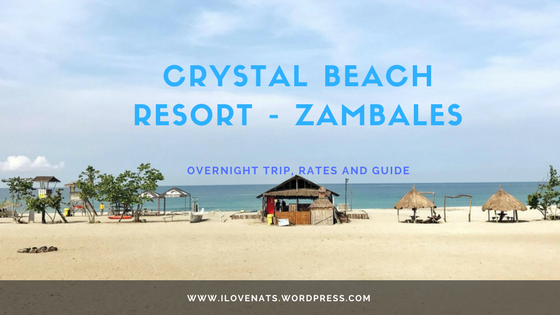 Crystal Beach Resort San Narciso Zambales Ilovenats