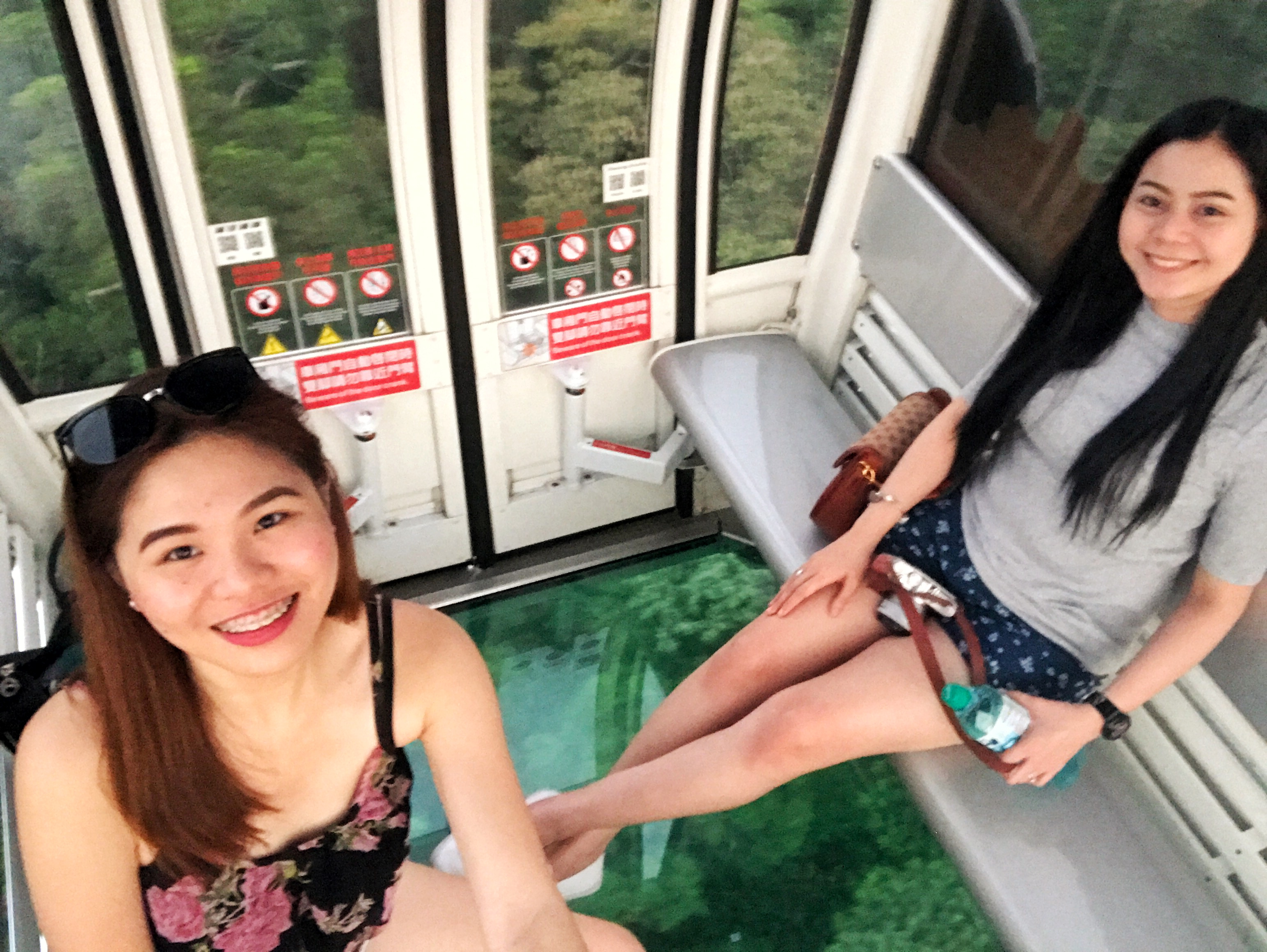 MAOKONG GONDOLA CABLE CAR RIDE