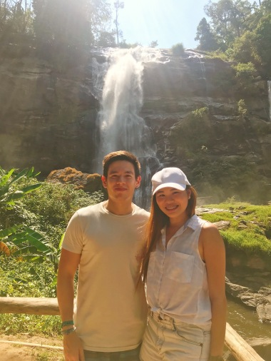 What are the odds of bumping in with your crush - Jake Ejercito in Chiang Mai