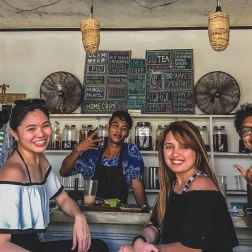 this small and quiant resto of Lokal