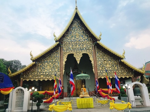 Temples around Chiang Mai