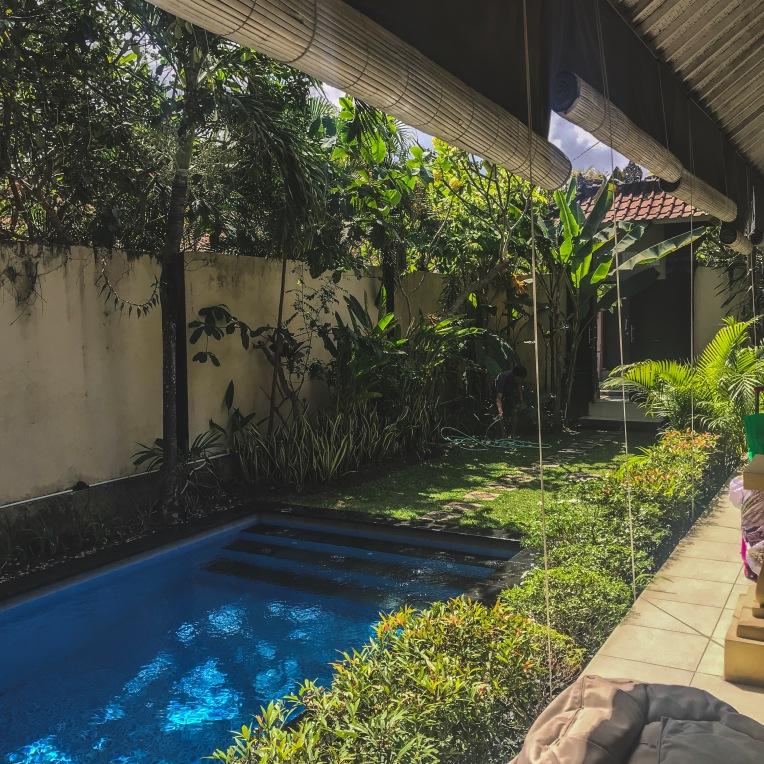 Private Pool inside the villa